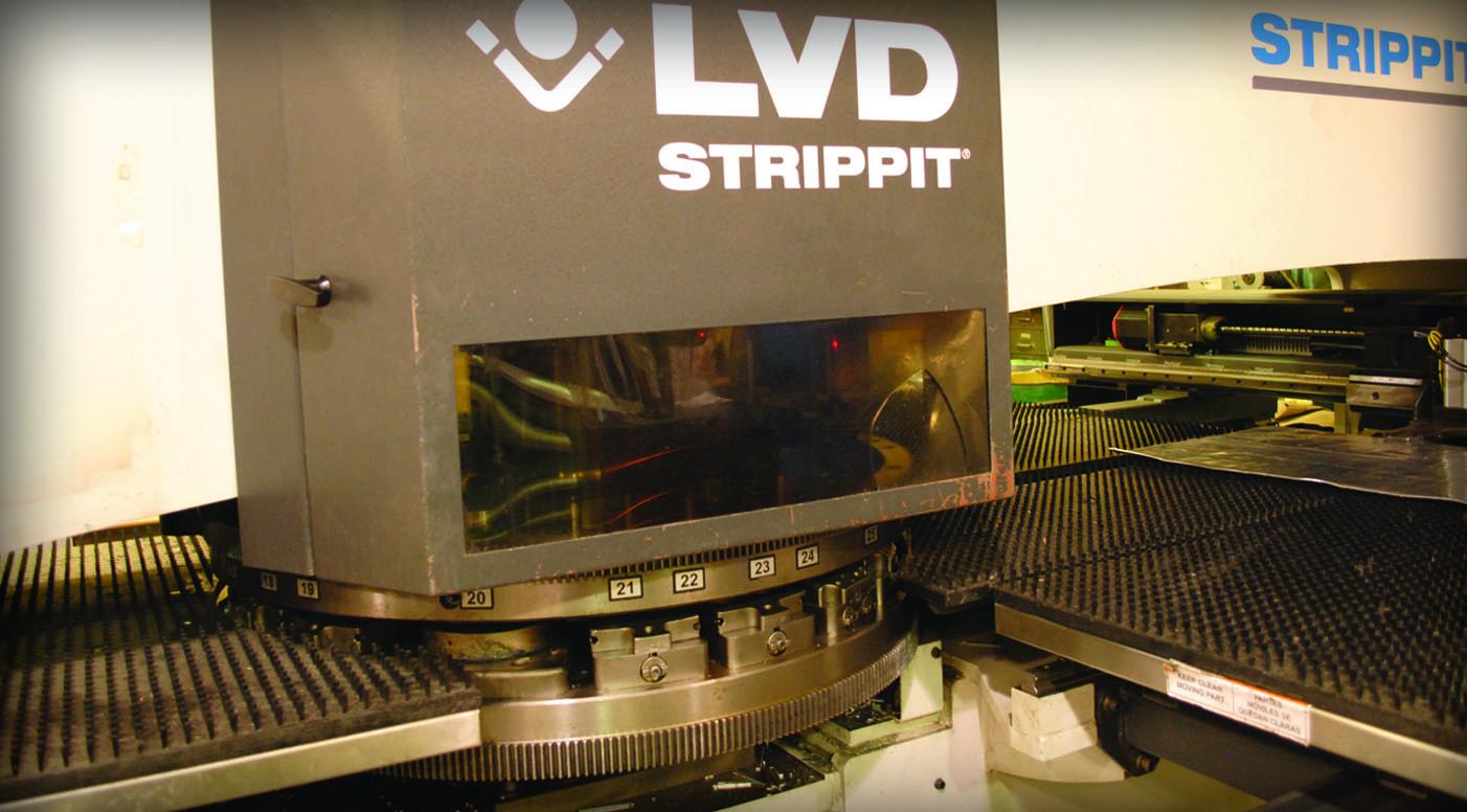 Metal Parts Production